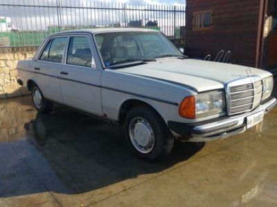 used Mercedes 240 - 1981