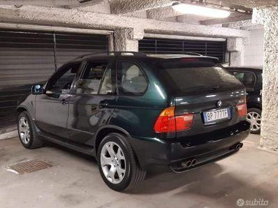 usata BMW X5 benzina gpl