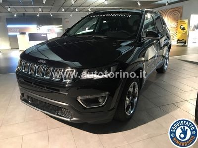 used Jeep Compass COMPASS1.6 Mjt II 120CV Dsl 2WD M6-Limited MY19