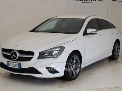 usata Mercedes CLA220 Shooting Brake d (cdi) Business auto
