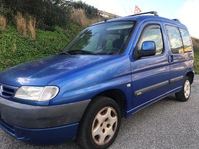 usado Citroën Berlingo - 2002