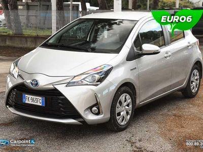 usata Toyota Yaris 1.5 hybrid Business 5p