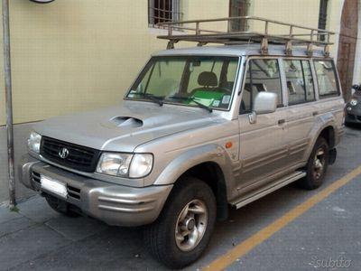 gebraucht Hyundai Galloper TDI-Max 2.5 4x4 - 7 posti - 1998