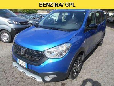 usata Dacia Lodgy 1.6 100CV Start&Stop GPL 7 posti Stepway