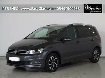 used VW Touran 1.5 TSI EVO Business BlueMotion T