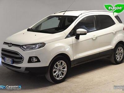 gebraucht Ford Ecosport 1.5 tdci Titanium 95cv E6