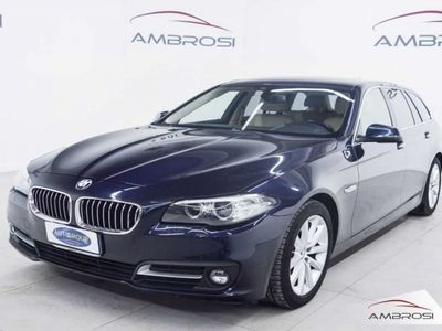 usado BMW 520 Touring d xDrive Business aut.