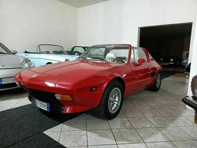 usata Fiat X 1/9 4 speed 1976