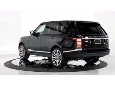 brugt Land Rover Range Rover 4.4 SDV8 Vogue Autobiography Black_In allestimento