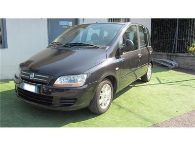 usata Fiat Multipla 1.6 16V Natural Power METANO