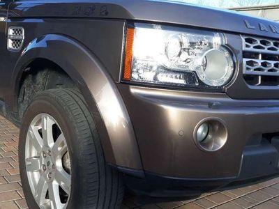 usata Land Rover Discovery 4 3.0 SDV6 245CV SE