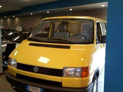 gebraucht VW Transporter T42.4 D Syncro 4x4 15 posti ASI