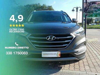 usata Hyundai Tucson 1.7 CRDi Comfort