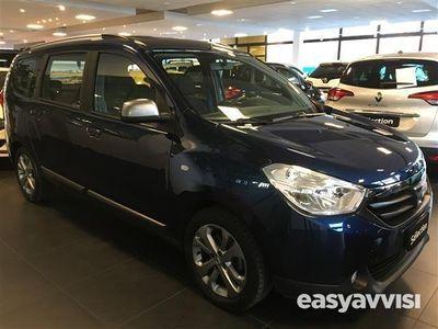 usata Dacia Lodgy 1.5 dCi 8V 90 CV Start&Stop 7p.ti SS Lauréate Family del 2015 usata a Correggio