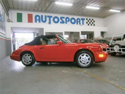 usata Porsche 911 Carrera Cabriolet 2 cat