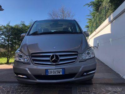 gebraucht Mercedes Viano 3.0 cdi V6 Ambiente