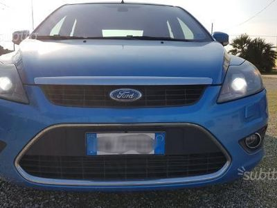 brugt Ford Focus 2.0 TDCI (136CV) titanium DPF