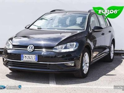 usata VW Golf var. 1.6 tdi Business 115cv
