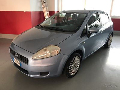 usata Fiat Grande Punto 1.3 Mjt 90000 km originale