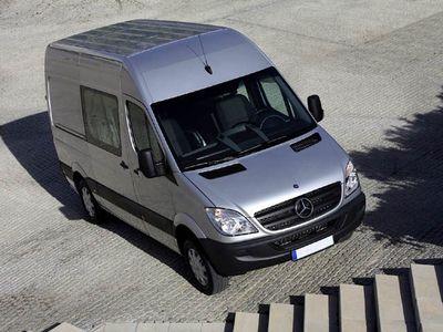 używany Mercedes Sprinter