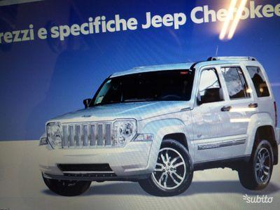 brugt Jeep Cherokee 3ª serie - 2011