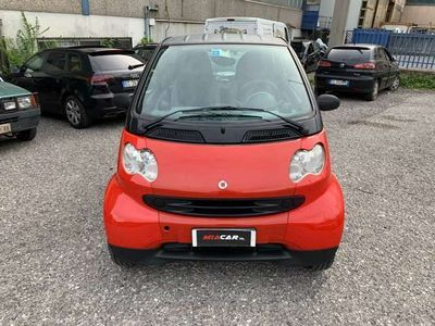 usata Smart ForTwo Coupé city-coupé/city-cabrio 800 - passion cdi