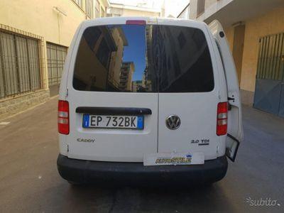 used VW Caddy 2.0 TDI 110CV 4Motion (4X4) *SCAFFALATURA INTERNA