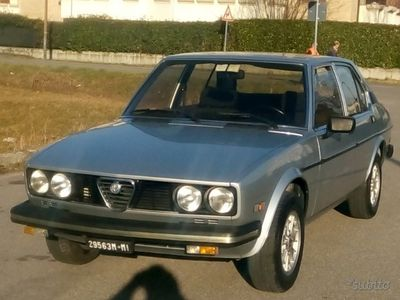 usado Alfa Romeo Alfetta 2.0 Li America