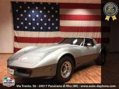 "usata Corvette C3 25"" anniversario 1978 benzina"
