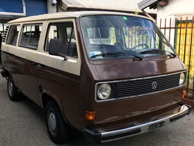 """usata VW T3 1600 raffreddato ad aria """"lusso"""""""