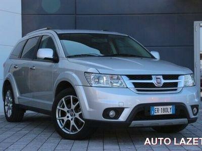 usata Fiat Freemont 2.0 Mjt 170 CV 4x4 aut. Lounge 7 Posti