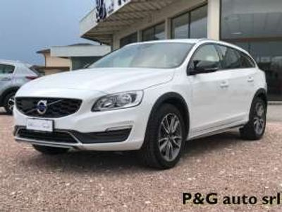 used Volvo V60 CC d3 geartronic business plus diesel