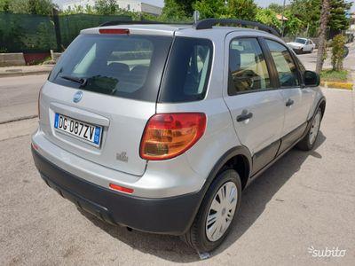 gebraucht Fiat Sedici diesel 4x4