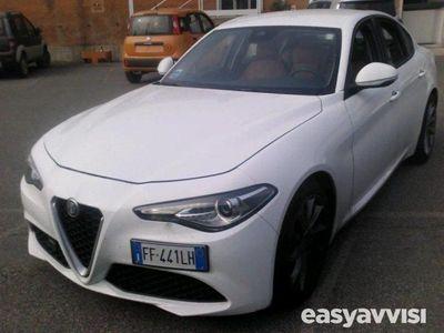 used Alfa Romeo Giulia 2.2 turbodiesel 180cv at8 super diesel