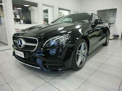 usata Mercedes E220 Premium AMG UFFICIALE MERCEDES