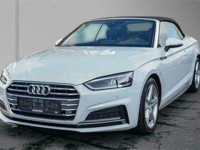usata Audi A5 Cabriolet 40 TDI S tronic Sport
