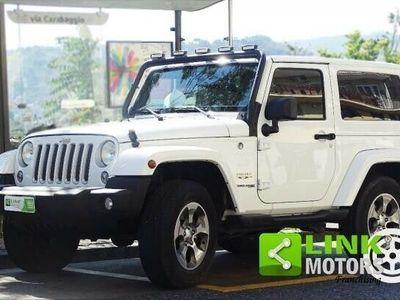 usata Jeep Wrangler 2.8 CRD Sahara Automatic - unico pr