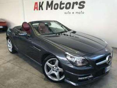 usata Mercedes SLK250 CDI Premium usato