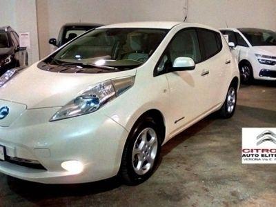 usata Nissan Leaf elettrico sincrono trifase acenta + navigatore