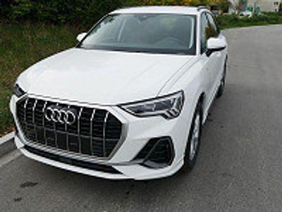 usata Audi Q3 35 Tfsi Cod S-line Exterieur * Mmi Navi Plus * Led * Virtual Cockpit * Pdc * Shzg * 18 Zoll