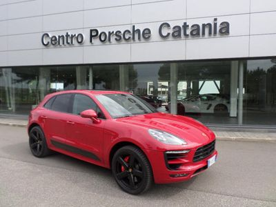 usata Porsche Macan Turbo 3.6 Performance