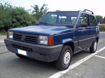 usata Fiat Panda 900 Hobby Unico Proprietario 68600 Km