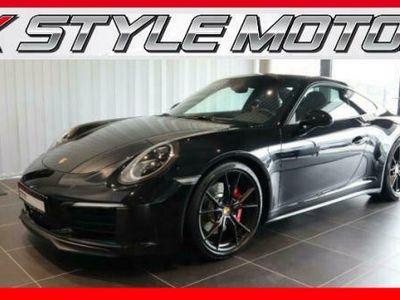 usata Porsche 911 Carrera 4S 991 3.0Coupé PDK-nav-tetto-pack chrono