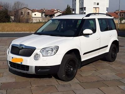 usata Skoda Yeti 1.6 TDI CR 105CV Adventure GreenLin