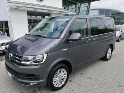 brugt VW Multivan 2.0 TDI 150CV 4Motion Comfortline