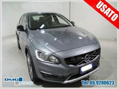 used Volvo S60 CC D3 Geartronic
