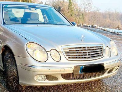 usata Mercedes E220 CDI Automatik Elegance