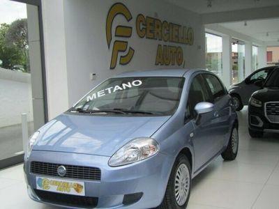 usata Fiat Grande Punto 1.2 5 porte Dynamic metano