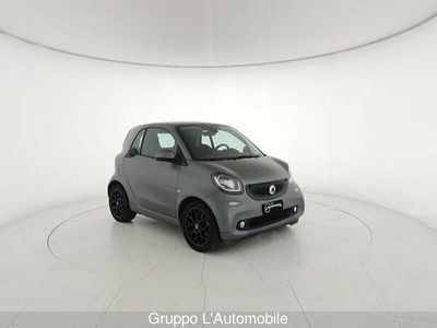 usata Smart ForTwo Coupé III 2015 0.9 t. Limited #4 90cv twinamic