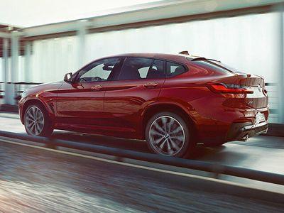 usata BMW X4 xDrive30d 48V 249CV Msport-X